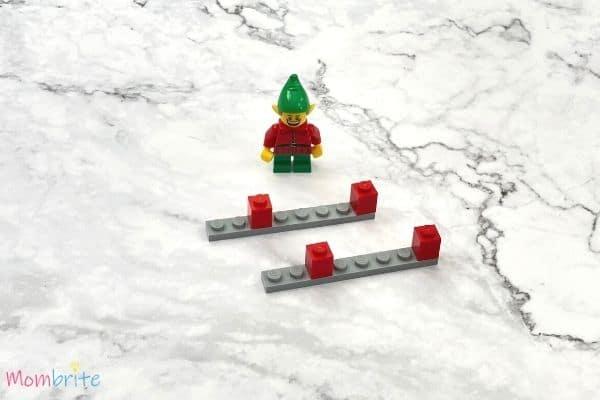 LEGO Santa Sleigh (1)