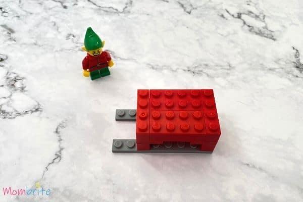 LEGO Santa Sleigh (4)