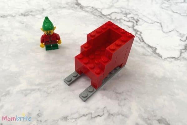 LEGO Santa Sleigh Sides