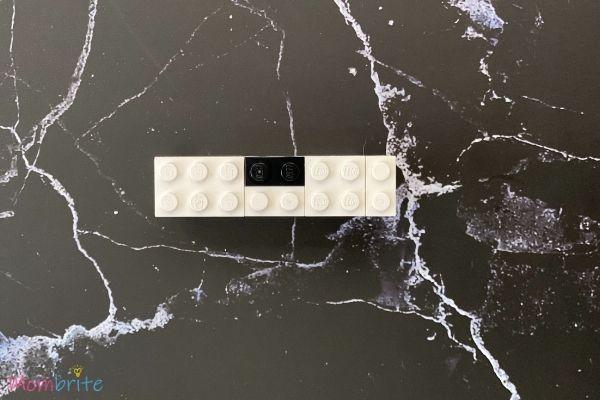 LEGO Snowman Steps (1)