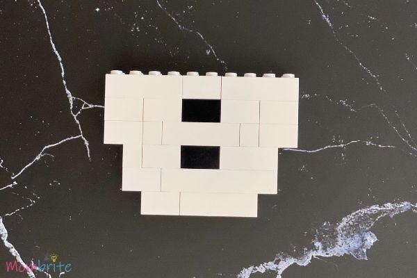 LEGO Snowman Steps (3)