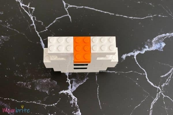 LEGO Snowman Steps (6)