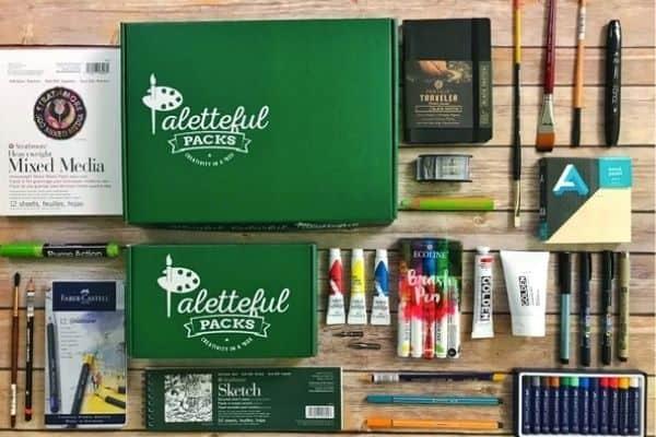 Paletteful Packs