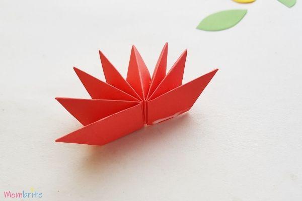 Paper Flower Craft Flower Petals 2