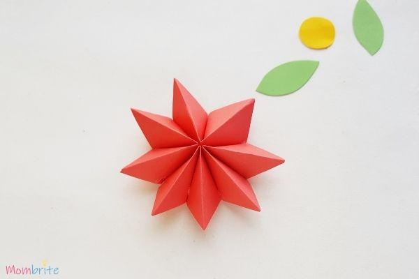 Paper Flower Craft Flower Petals 3