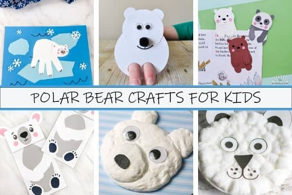 Polar Bear Crafts for Kids