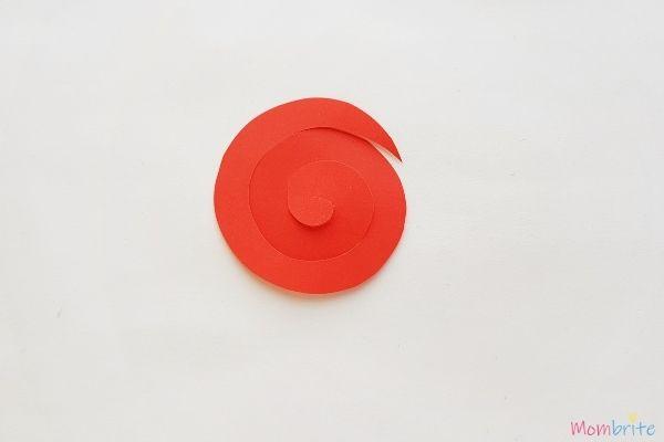 Spiral-Pattern-Paper-Rose