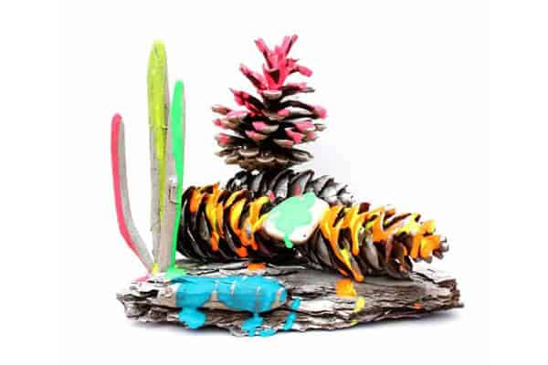 Nature Sculptures 3D Craft