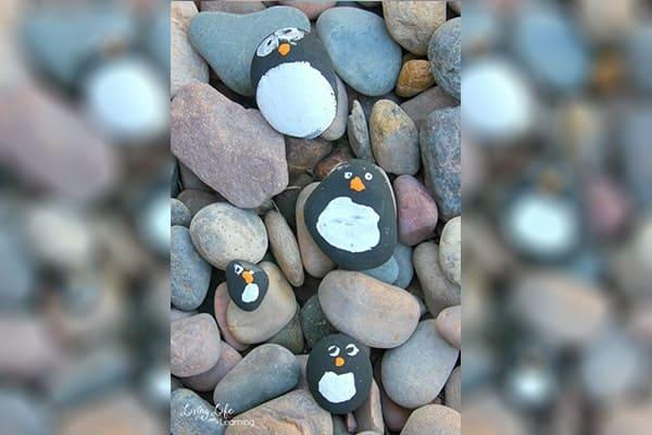 penguin-rock-painting-for-kids-min