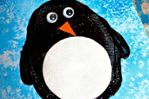 potato-shape-penguin-craft