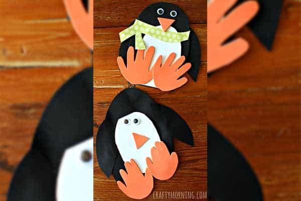 winter-handprint-penguin-craft-for-kids