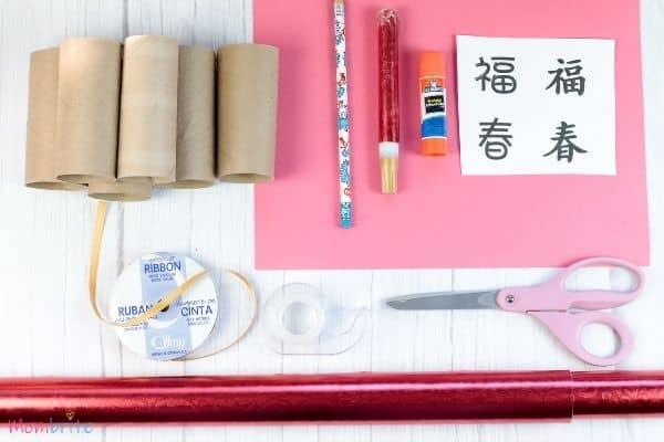 Chinese Firecracker Craft Supplies