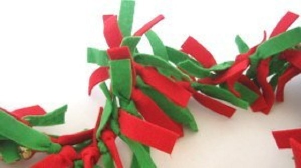 Chinese New Year Garland from