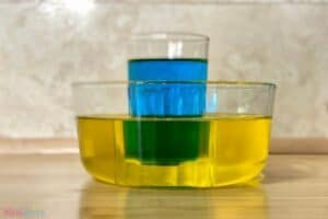 Color Changing Water Experiment Yellow Blue (1)
