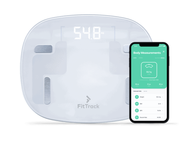 FitTrack Beebo Maternity Scale