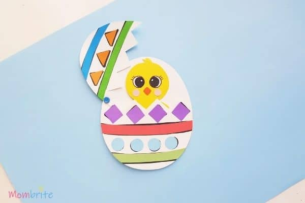 Hatching Egg Craft (1)