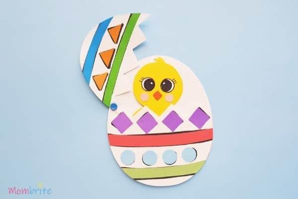 Hatching Egg Craft