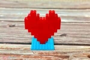 LEGO Heart Image