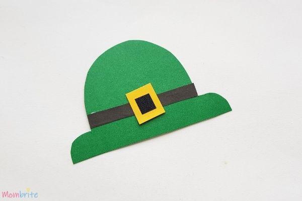 Leprechaun Bookmark Hat