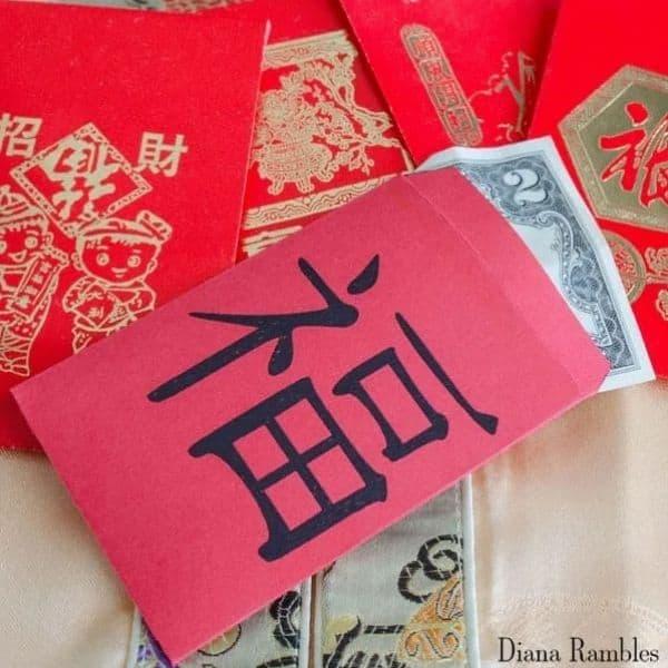 Lucky Envelopes Image