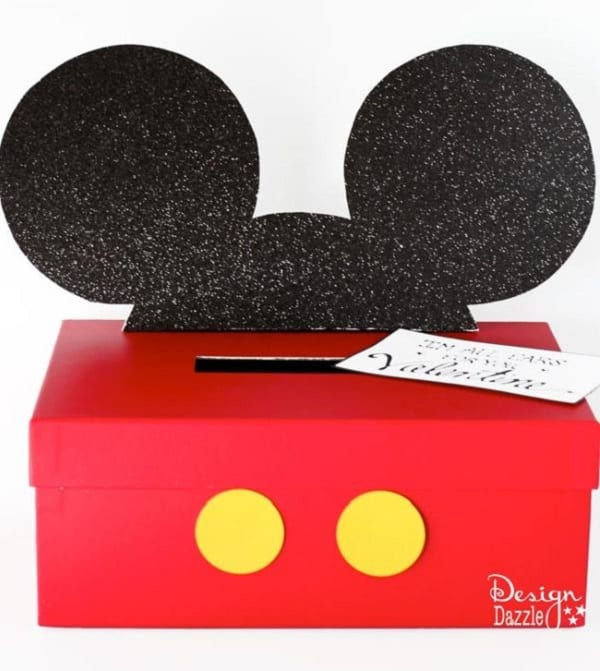 Mickey and Minnie Mouse Box