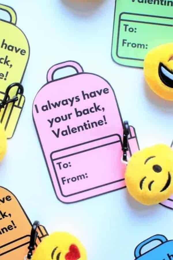 PRINTABLE EMOJI VALENTINE CARDS