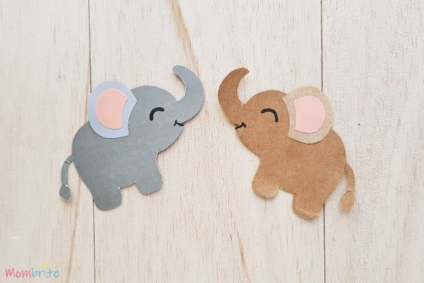Paper Elephant Craft