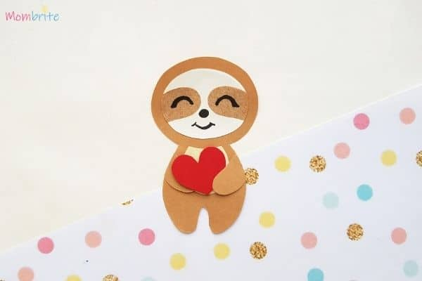 Paper Sloth Craft (1)