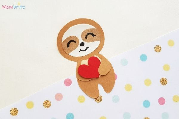 Paper Sloth Craft