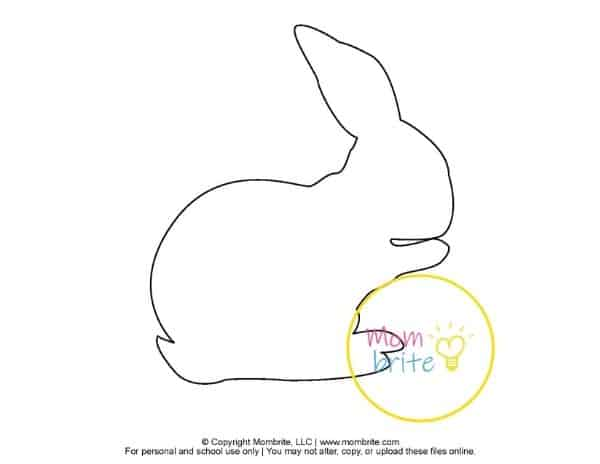 Printable Bunny Templates (2)