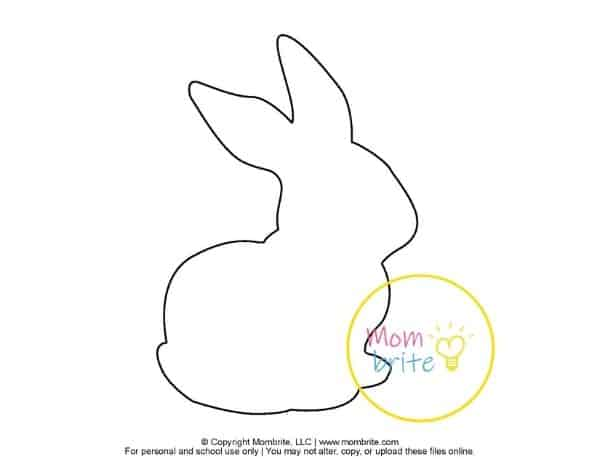 Printable Bunny Templates