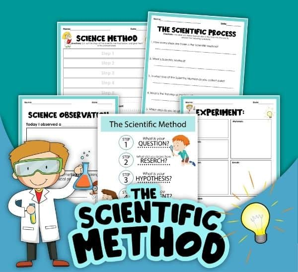 The Scientific Method for Kids