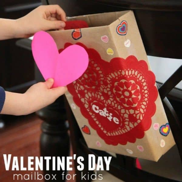 Valentine Day Mailboxes