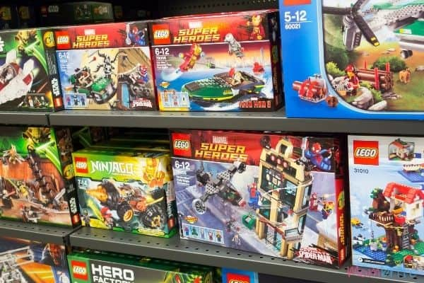 Best LEGO Marvel Sets