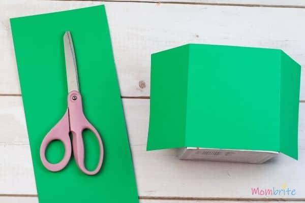 Leprechaun Trap Cover Tissue Box