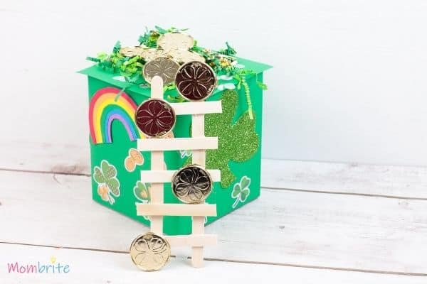 Leprechaun Trap Finished