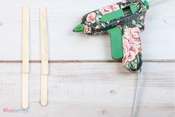 Leprechaun Trap Ladder Glue Popsicle Sticks