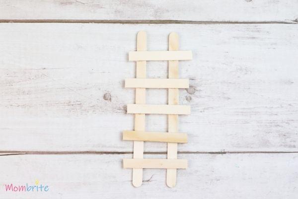 Leprechaun Trap Ladder Glue Rungs