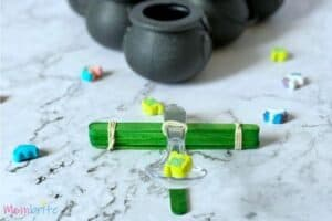 Lucky Charms Catapult Activity Load Marshmallow