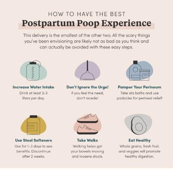 Make Postpartum Poop Easier