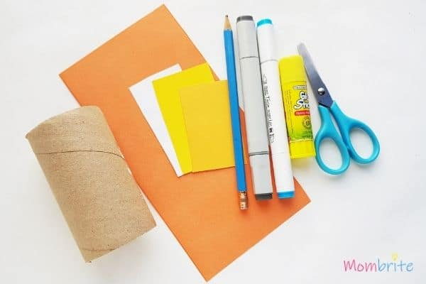 The Lorax Paper Toilet Paper Roll Craft Supplies