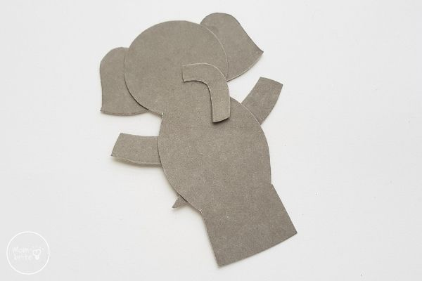Elephant & Piggie Craft Glue Assemble Gerald