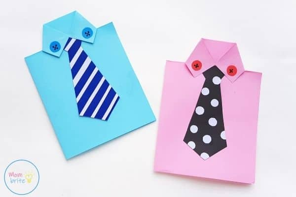 Father's Day Tie Cards