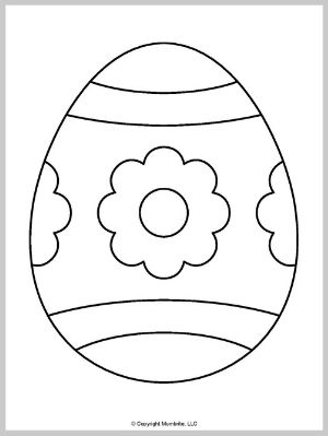 Large Easter Egg Template (1)