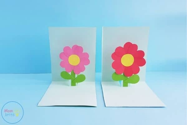 Mother's Day Pop Up Card
