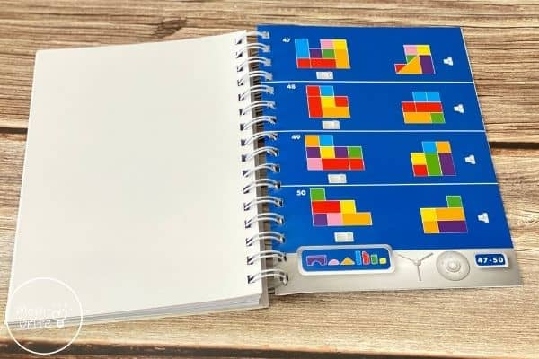 Perspecto Puzzle Book Solutions