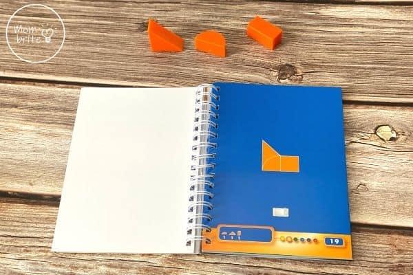 Perspecto Puzzle Book