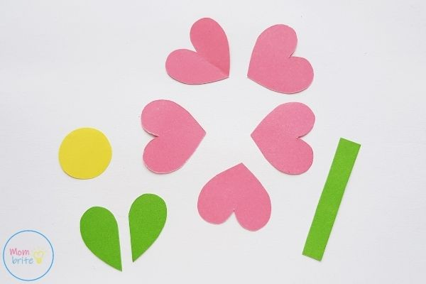 Pop Up Mother's Day Card Template Patterns