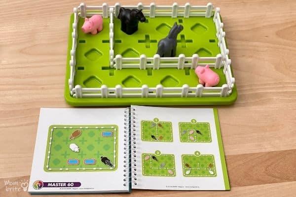 SmartGames Smart Farmer Beginner Challenge Game Solution