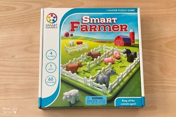 SmartGames Smart Farmer Game Box